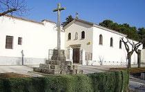 Carmelo di Mancera, ora monastero, fondato da p. Antonio