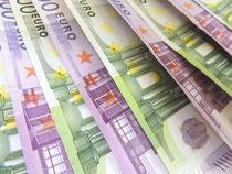 Geldscheine: Wie hoch ist das Schmerzensgeld?