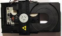CD-Laufwerkseinrichtung