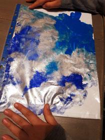 Peinture propre résultat final!!