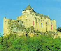 Le château de Fayrac