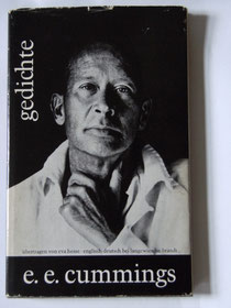 Umschlag des ersten Cummings-Buchs bei Langewiesche-Brandt (1958). Foto: Marion Morehouse