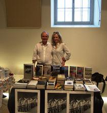 Barbara und Stefan Weidle (Alle Fotos: sw)