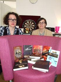 Evelyn Steinthaler und Vanessa Wieser