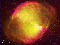 M27 亜鈴状星雲
