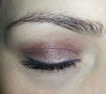 Make-up occhi completo