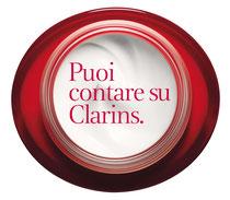 Puoi contare su Clarins