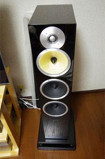 ハードメープル集成材のオーディオボード