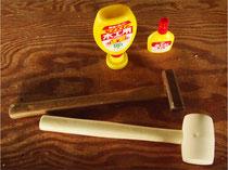 木工に必要な道具