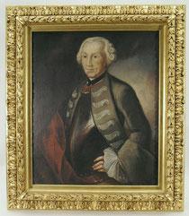 Portrait-Gemälde 18. Jahrhundert