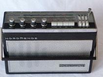 Nordmende Globemaster 7/605-49mD Bj. 1966-1968