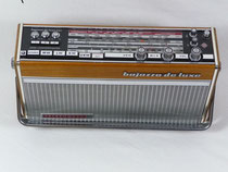 Telefunken Bajazzo de Luxe 201 Bj. 1967-1968