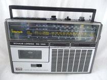 ITT Schaub-Lorenz RC 1500 Bj. 1978