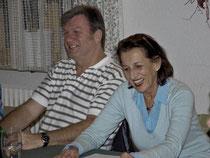 Elisabeth Gutknecht und Manfred Körner