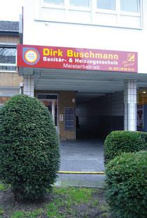 Geschäftsstelle Rösrather Strasse