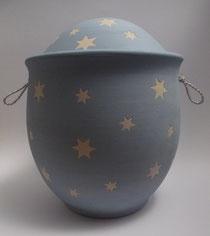 Bild: Urne rund, Keramik