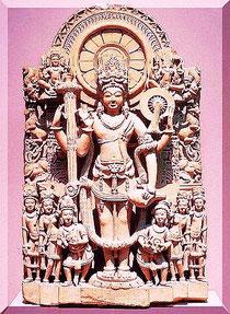 Lord Aniruddha ...Herr des Manas