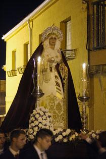 Rosario Vespertino 2012. foto Julio López Galán