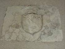 Armoiries du Cardinal de Bourbon Vendôme