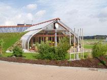 Beispiel eines Bio-Solar-Hauses (Quelle: biosolarhaus.de)