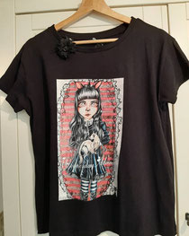 Only one available size m Wednesday Adams 20 euro