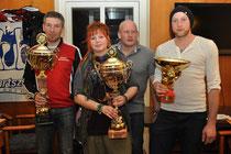Die Vereinsmeister 2012