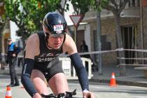 Daniel Gassner auf dem Rad