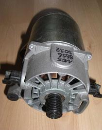 Gleichstrommotor im Generatorbetrieb