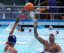 Foto: Volker Wiechern, 41. int. BSC-Wasserballturnier 2012