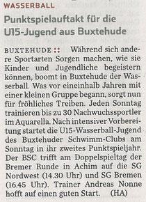Hamburger Abendblatt vom 25.01.2014