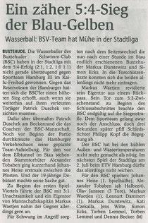 Buxtehuder Tageblatt vom 23.06.2014