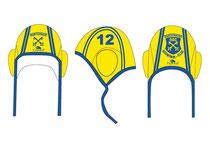 Neuer Kappensatz in Gelb für Heimspiele