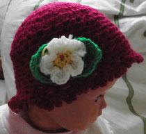 Sommerboshi mit Blume