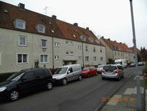 Wohnstraße in Leverkusen
