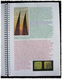 Bild:Beispielseite,Reisebericht,Südamerika,David Brandenberger,d-t-b,d-t-b.ch,