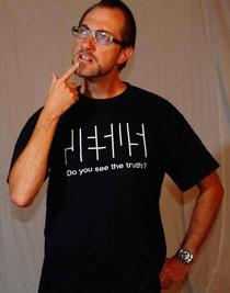 Bild:Truth,T-shirt,Jesus,David Brandenberger,d-t-b.ch,d-t-b,