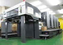 シオサカ印刷の印刷機・設備