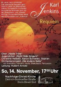 Requiem Plakat