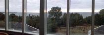 20 Uhr, Blick von der Aussichtskuppel meiner Anstalt