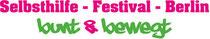 Logo Selbsthilfefestival