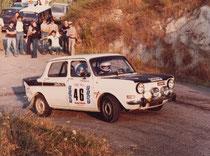 Rally Valli Vesimesi 08/1980