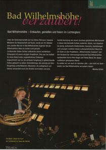 Brass for Fun im Lichterzauber.