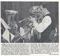 Brass for Fun 1. Konzert.