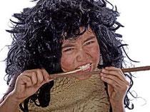 Wer sich gesund ernährt, hat gesunde Zähne, auch ohne Zähneputzen