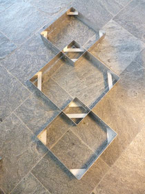 3er-Kombi 40 u. 50er Rahmen