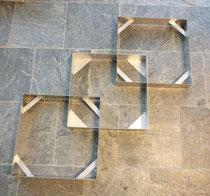 3er-Kombi 40 od. 50er Rahmen