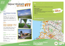 randonnée, vtt, vélo Baie de Somme