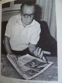 Cino Del Duca, créateur de Paris Jour