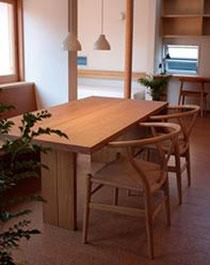 Yチェア    花水木の家(設計:ウチアトリエ)