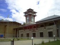 国立公園ビジターセンター